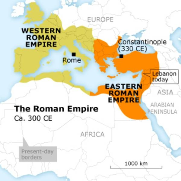 the influence of the manifestation of the byzantine and western european cultures in making rome as  The byzantine empire and western europe the byzantine empire and western europe originally were part of the roman empire, but by the middle ages(medieval times), they were very different, even though they did share some common traits, but by the 300's, the byzantine empire had far surpassed western europe in trade and economics and.